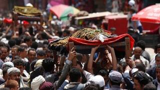 Bunamain 100 morts en il Jemen
