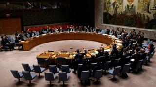 UNO-Sicherheitsrat erweitert Sanktionsliste