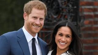 Hochzeitsdatum von Prinz Harry und Meghan Markle steht fest