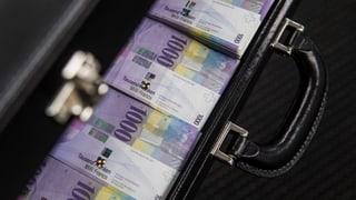 «Panzerknacker» erbeuteten 100'000 Franken