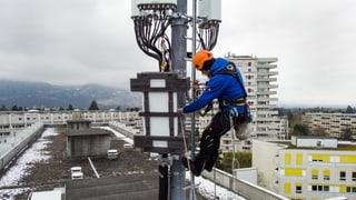 Kanton Genf verbietet Bau von 5G-Antennen – vorerst