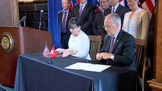 Bio-Produkte und Berufsbildung: Schweiz und USA kooperieren