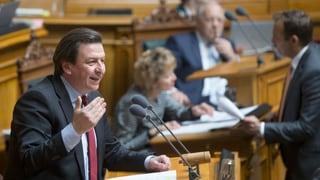 Sonderdebatte Frankenstärke: Politiker werben für ihre Anliegen