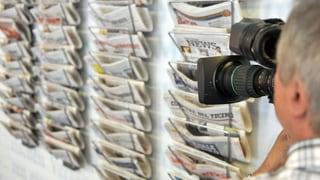 Zeitungsverleger fordern neue Definition des SRG-Auftrags