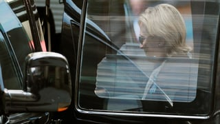 Clinton sagt Wahlkampfauftritte ab