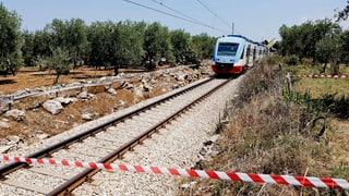 «Man wird Nebenstrecken in Italien weiter vernachlässigen»