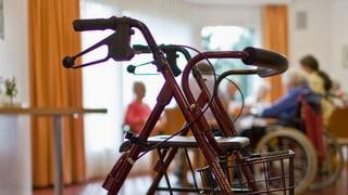 Bessere medizinische Leistungen für alte Menschen im Thurgau