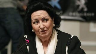 Steuerverfahren: Montserrat Caballé lässt Gerichtstermin platzen