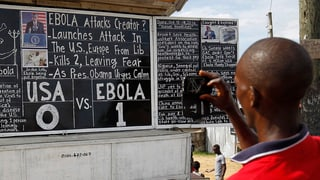 Der Ebola-Ausbruch als Horror-Story
