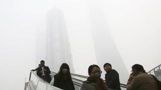 Millionen Chinesen geht die Luft aus