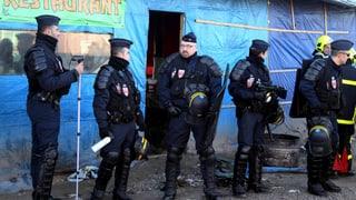 Polizeiaktion gegen Flüchtlinge: Hafen in Calais lahmgelegt