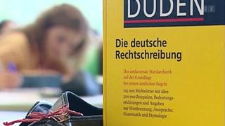 Gut in Deutsch, gut in Fremdsprachen