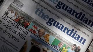 Britisches Parlament zitiert «Guardian»-Chefredaktor