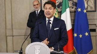 So sieht Italiens neue Regierung aus
