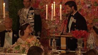 Schweden-Hochzeit: Ein Triumph für die Liebe