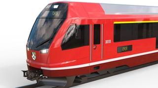 Rhätische Bahn bestellt bei Stadler Rail Züge