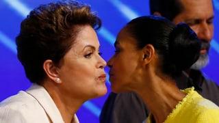 Dilma Rousseff legt zu – Börse in São Paulo gibt nach