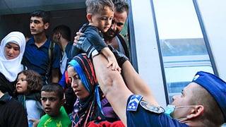 Chaos auf dem Balkan: Länder schieben einander Flüchtlinge zu