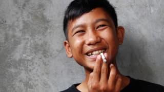 Im Land der rauchenden Kinder