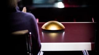 Premiere bei DGST: Christa Rigozzi drückt den goldenen Buzzer