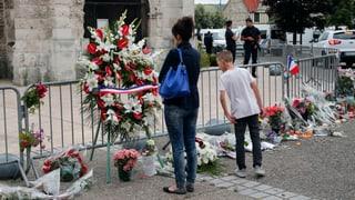 Zweiter Täter des Kirchenangriffs bei Rouen ist identifiziert
