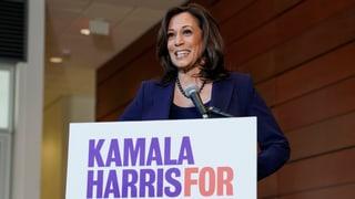 US-Senatorin Kamala Harris steigt in Wahlkampf ein