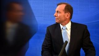 Australiens Premier gewinnt Vertrauensvotum