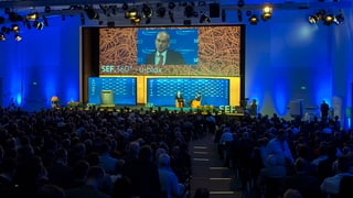 Die NZZ übernimmt das Swiss Economic Forum in Interlaken