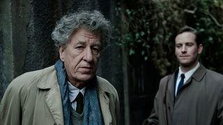 Plötzlich Schweizer: Geoffrey Rush spielt Alberto Giacometti