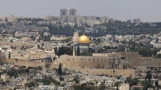 Australien erkennt Jerusalem als israelische Hauptstadt an (Artikel enthält Video)