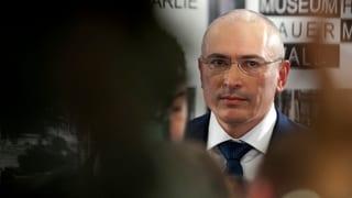 Chodorkowski will kein Machtspiel mit Putin