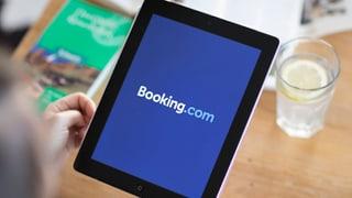 Der Preisüberwacher leitet Verfahren gegen booking.com ein. Eine einvernehmliche Lösung sei gescheitert, so der Preisüberwacher.