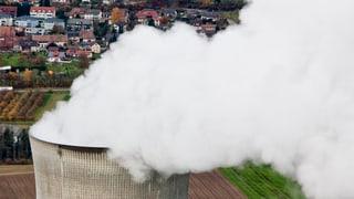 Atomkraftwerk Leibstadt ist wieder am Netz