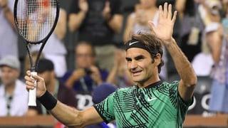 Federer en runda trais ad Indian Wells