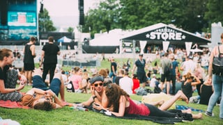Gurtenfestival: die gemütlichsten vier Tage des Jahres