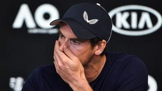 Muss Andy Murray wieder unters Messer? (Artikel enthält Video)