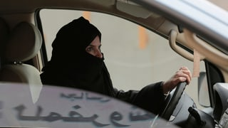 Riad lässt Frauen festnehmen, die für ihre Rechte kämpfen