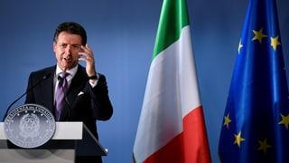 EU lehnt Italiens Budget-Entwurf ab
