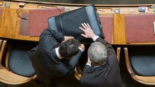 Kommt es im Solothurner Nationalrat zum Rechtsrutsch?