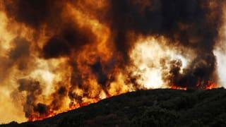Pli grond incendi da l'istorgia en California