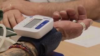 «Messgeräte für das Handgelenk sind weniger exakt» (Artikel enthält Audio)