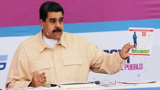 Eigene Digitalwährung soll Venezuela «retten»