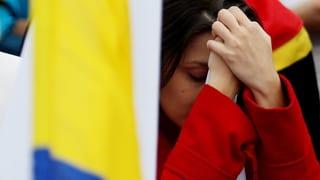 «Kolumbien war zu wenig vorbereitet auf den historischen Schritt»