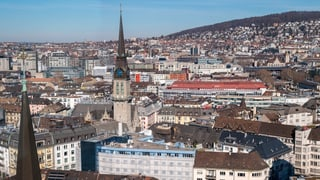 Wofür geben Schweizer Städte ihr Geld aus?