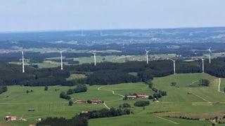 Zwei Windräder für Oberegg
