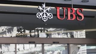 UBS übertrifft Erwartungen
