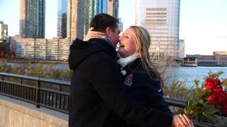 Video «Sven besucht sein grosse Liebe Vanessa in New York» abspielen