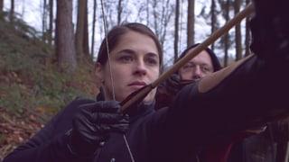 Video «Schlaue LED, Anwalt der Krebse, «Einstein» beim Bogenbau » abspielen