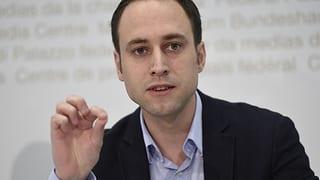 Wasserfallen will nicht FDP-Präsident werden