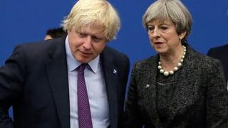 «Ein Rücktritt von Theresa May würde mich wundern»